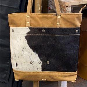 Cow Hyde bag